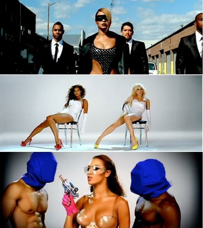 Beyonce-videophone-video